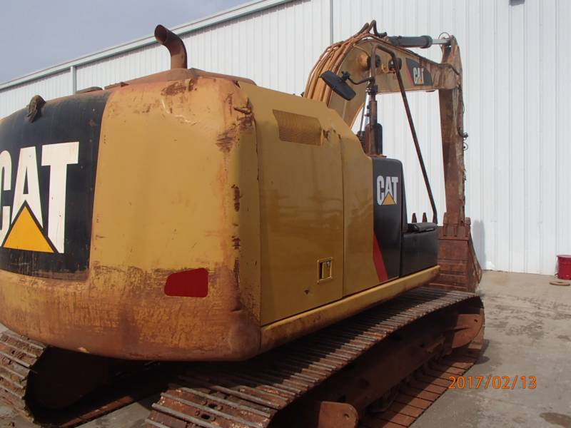 CATERPILLAR トラック油圧ショベル 312EL equipment  photo 4