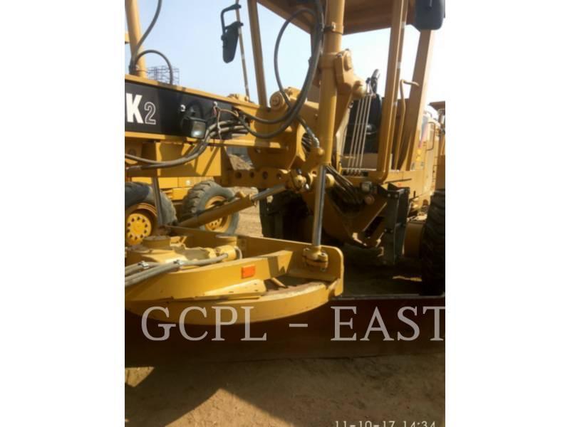 CATERPILLAR MOTONIVELADORAS 120K2 equipment  photo 7