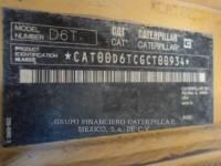 CATERPILLAR TRATORES DE ESTEIRAS D6TXL equipment  photo 5