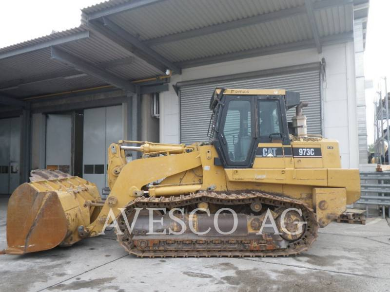 CATERPILLAR TRACK LOADERS 973C equipment  photo 2