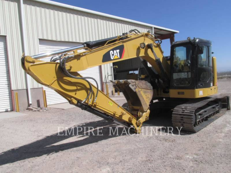 CATERPILLAR KETTEN-HYDRAULIKBAGGER 314ELCR equipment  photo 4