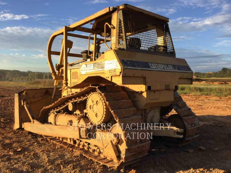 CATERPILLAR TRACTEURS SUR CHAINES D6RIIXL equipment  photo 2