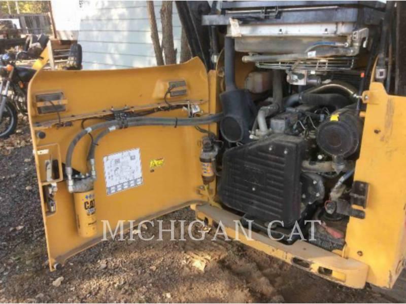CATERPILLAR CARGADORES MULTITERRENO 257B3 equipment  photo 7
