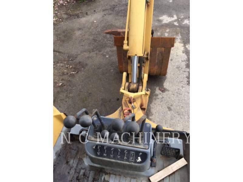 CATERPILLAR BACKHOE LOADERS 416C 4ECAN equipment  photo 5