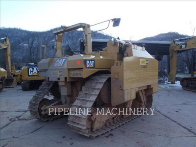 CATERPILLAR TRACTEURS POSE-CANALISATIONS D6TLGPOEM equipment  photo 3