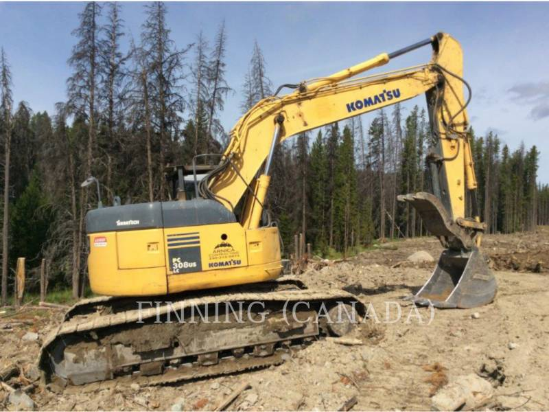 KOMATSU KETTEN-HYDRAULIKBAGGER PC 308 USLC-3 equipment  photo 3
