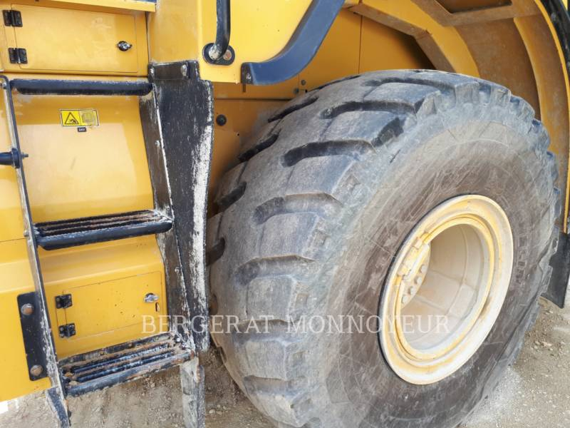 CATERPILLAR CARGADORES DE RUEDAS 972M XE equipment  photo 12