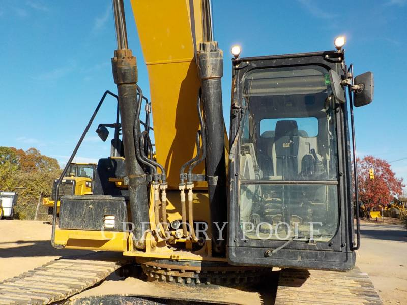 CATERPILLAR EXCAVADORAS DE CADENAS 336EL H equipment  photo 3