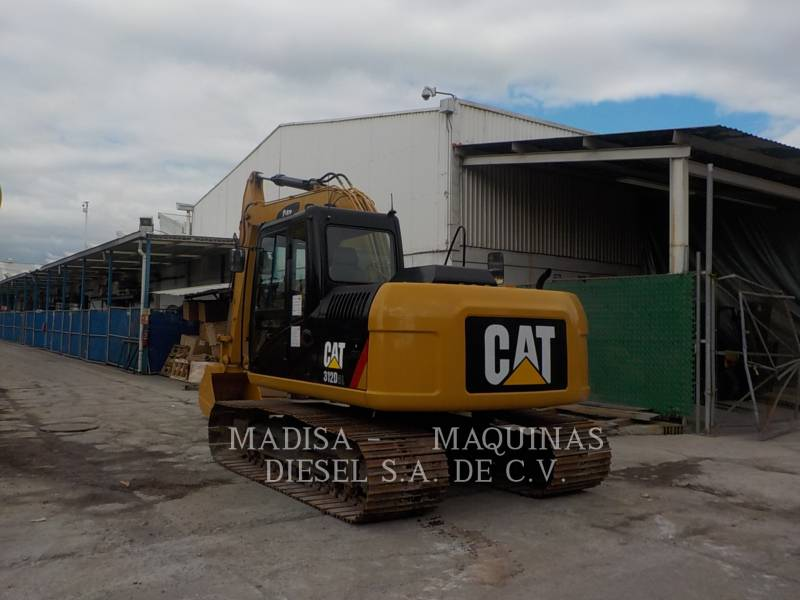 CATERPILLAR EXCAVADORAS DE CADENAS 312D2L equipment  photo 3