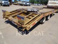 Equipment photo INTERSTATE TRAILERS 40DLA 拖车 1