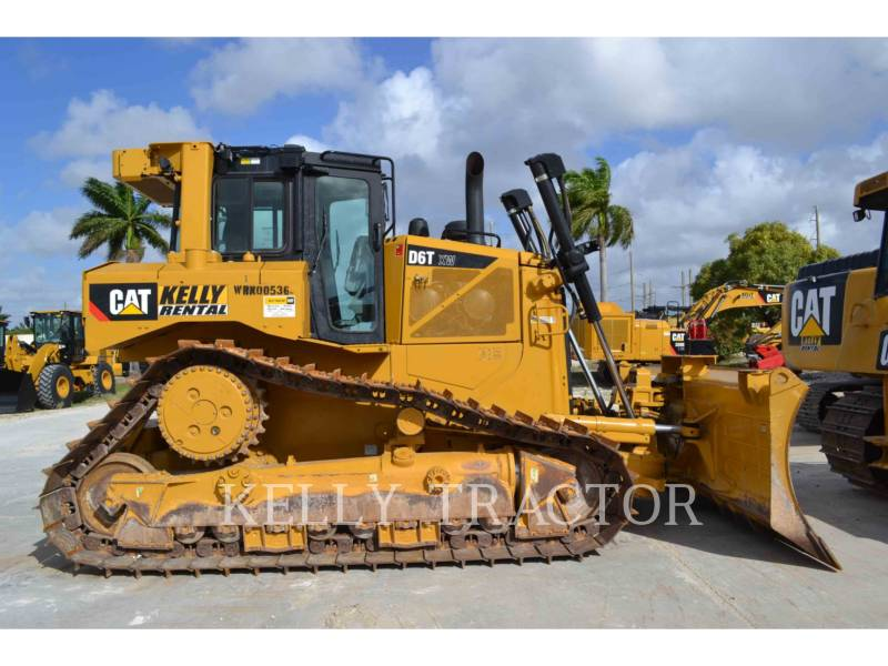 CATERPILLAR TRATORES DE ESTEIRAS D6TXWVP equipment  photo 2