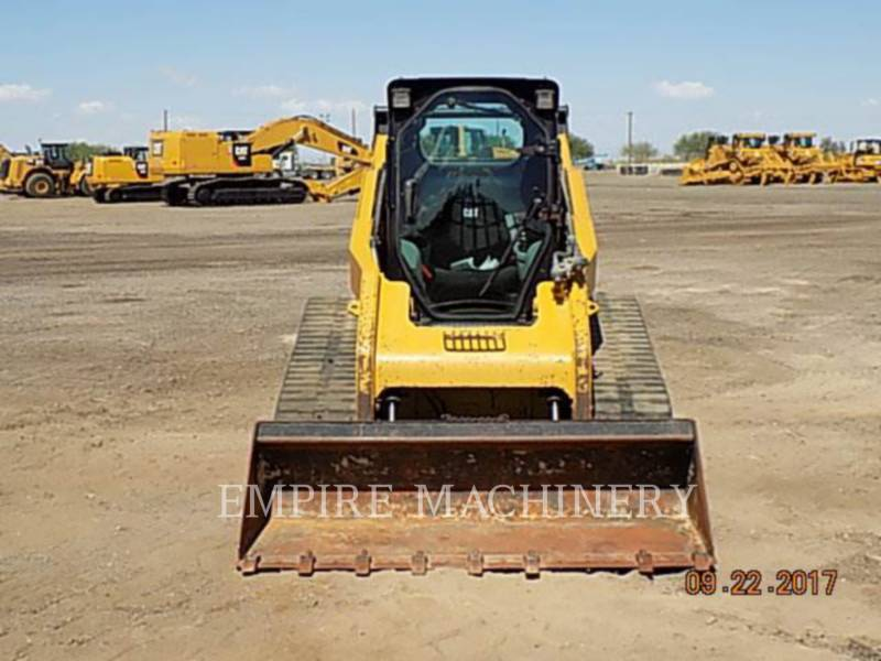 CATERPILLAR CARGADORES MULTITERRENO 299D equipment  photo 8