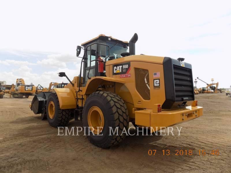 CATERPILLAR RADLADER/INDUSTRIE-RADLADER 950GC equipment  photo 3