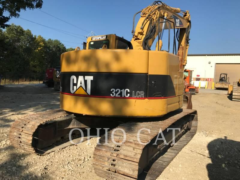 CATERPILLAR トラック油圧ショベル 321C LCR equipment  photo 2