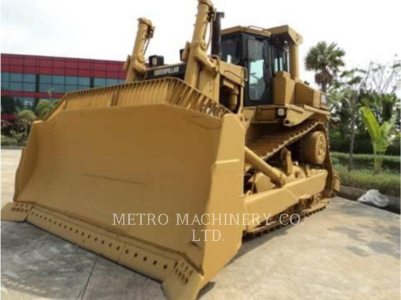 CATERPILLAR TRACTORES DE CADENAS D8L equipment  photo 1