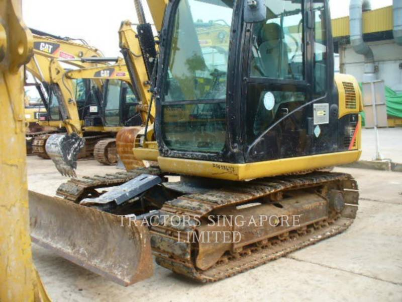 CATERPILLAR EXCAVADORAS DE CADENAS 307D equipment  photo 1