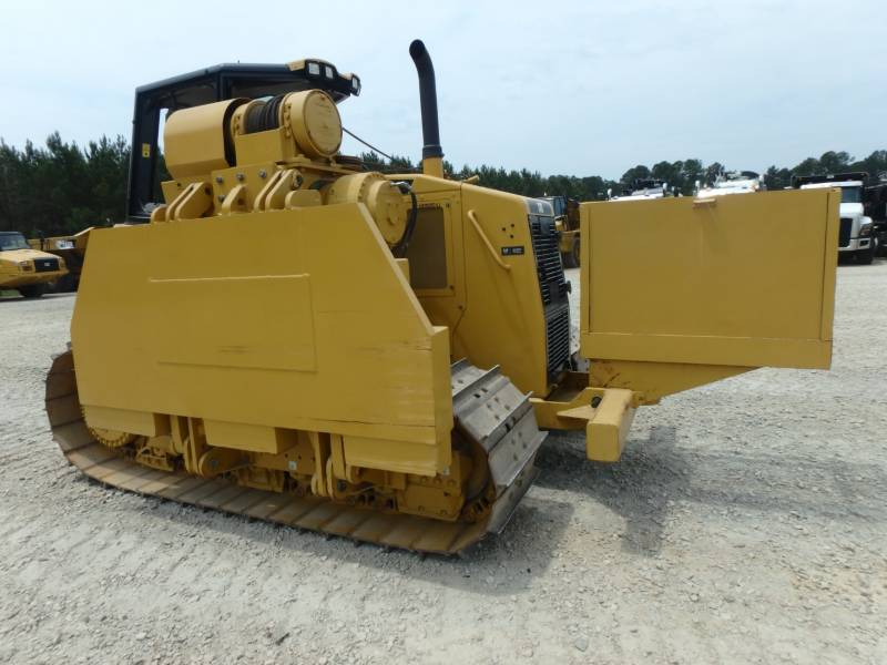 Caterpillar UTILAJE DE INSTALAT CONDUCTE PL61 equipment  photo 5