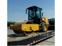 CATERPILLAR TAMBOR DOBLE VIBRATORIO ASFALTO CS44BCAB equipment  photo 1