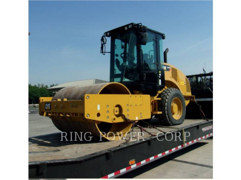 CATERPILLAR VIBRATORY DOUBLE DRUM ASPHALT CS44BCAB equipment  photo 1