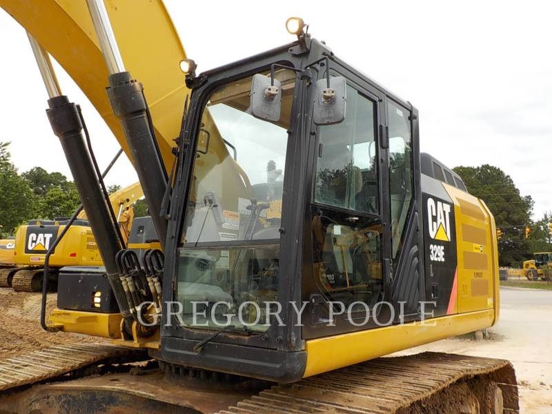 CATERPILLAR ESCAVADEIRAS 329E L equipment  photo 2