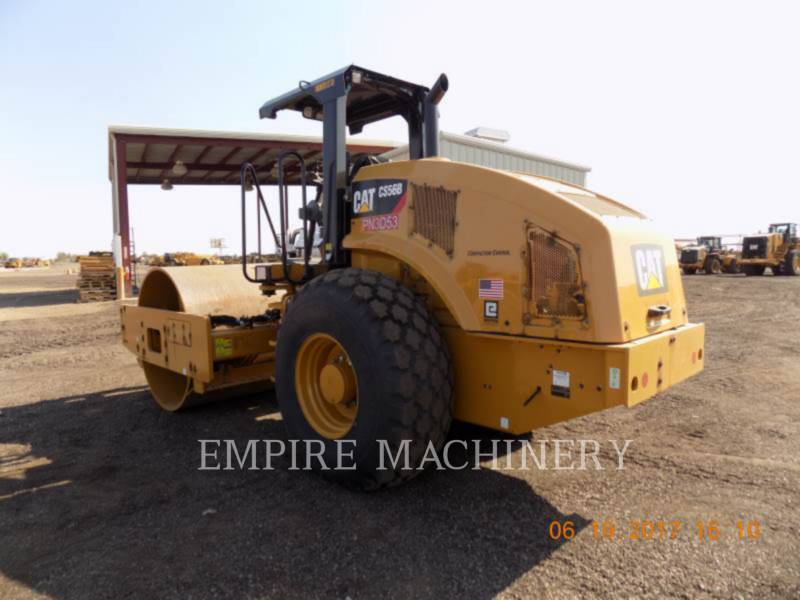 CATERPILLAR COMPACTADORES DE SUELOS CS56B equipment  photo 3