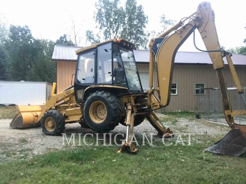 CATERPILLAR RETROEXCAVADORAS CARGADORAS 416C C equipment  photo 4