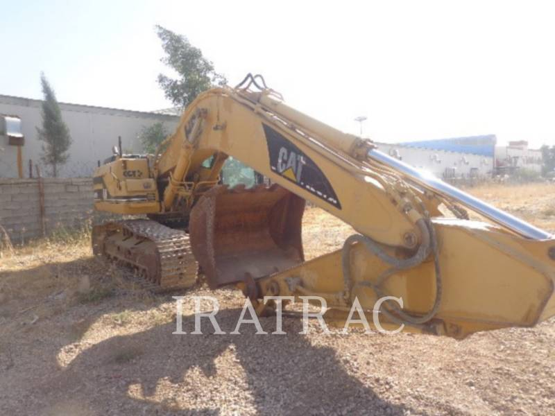CATERPILLAR PELLES SUR CHAINES 320 B equipment  photo 2