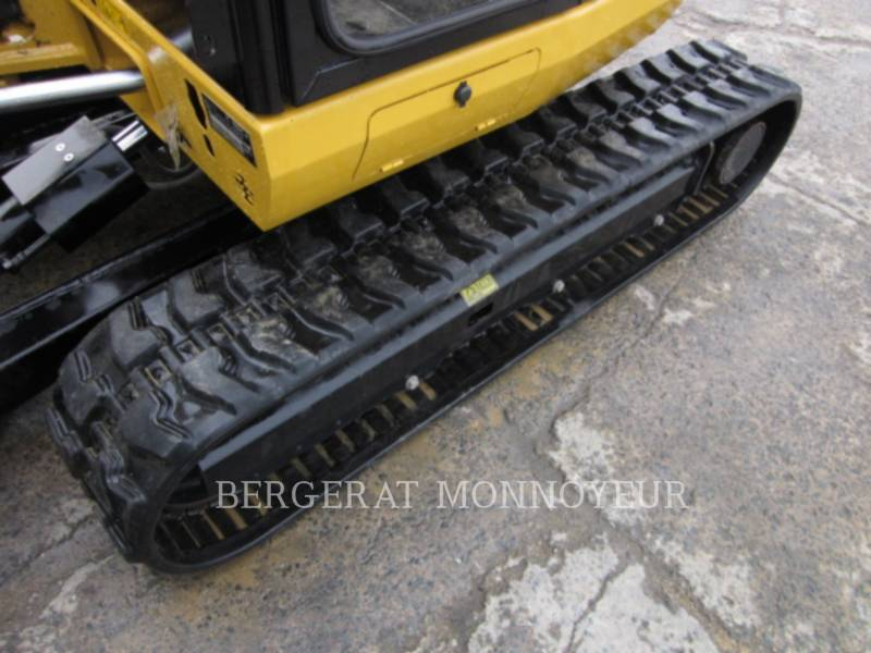 CATERPILLAR TRACK EXCAVATORS 302.7D CR equipment  photo 11
