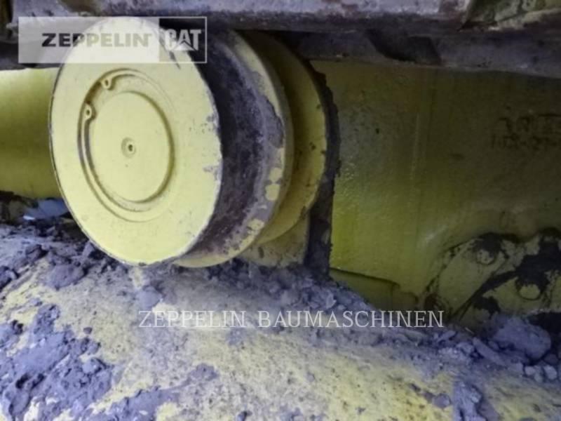 KOMATSU LTD. TRACTEURS SUR CHAINES D65PX equipment  photo 24
