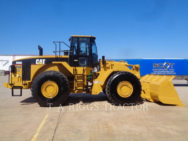 CATERPILLAR CARGADORES DE RUEDAS 980G equipment  photo 4