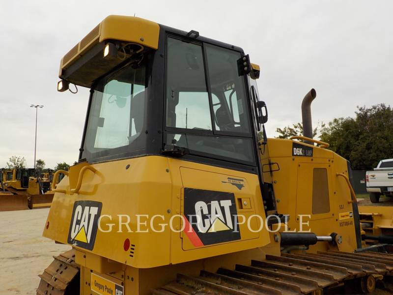 CATERPILLAR TRACTEURS SUR CHAINES D6K2 LGP equipment  photo 12