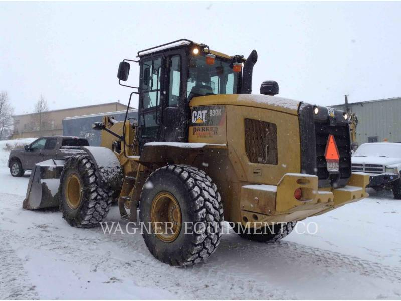 CATERPILLAR RADLADER/INDUSTRIE-RADLADER 930K FC equipment  photo 4
