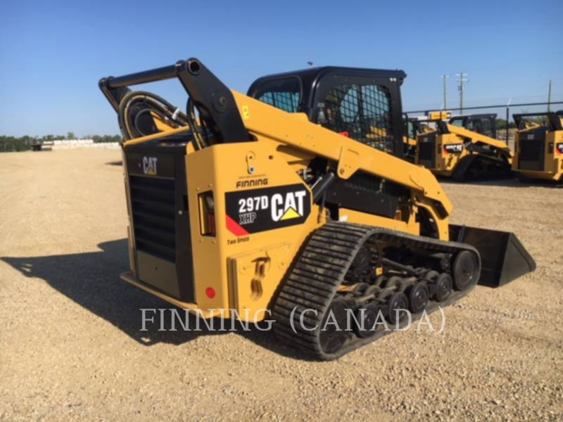 CATERPILLAR PALE CINGOLATE MULTI TERRAIN 297DXHP equipment  photo 3