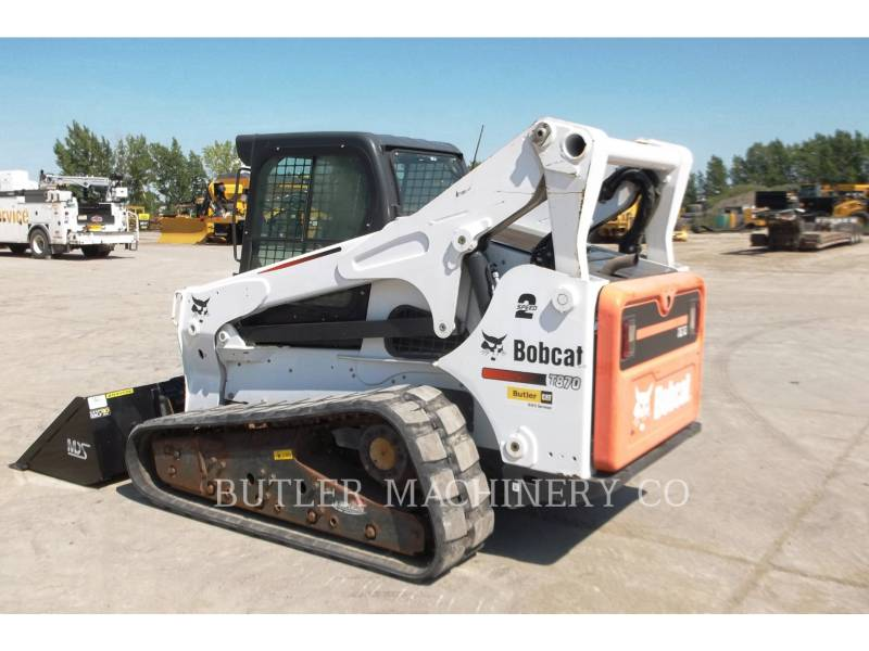 BOBCAT MINICARGADORAS T870 equipment  photo 3