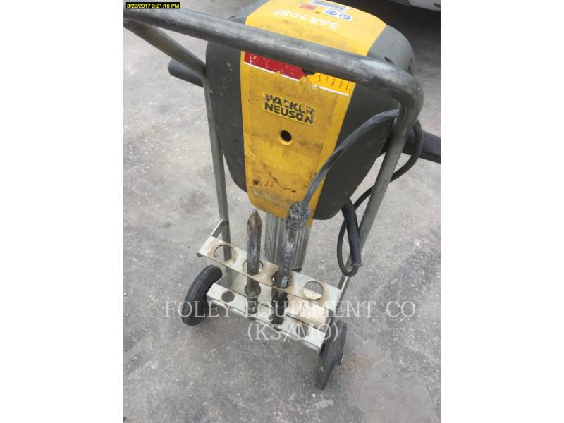 WACKER CORPORATION EQUIPO PARA CONCRETO EH65 equipment  photo 2