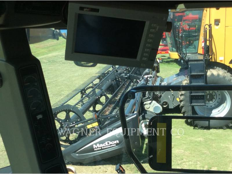 AGCO COMBINE 680B equipment  photo 8