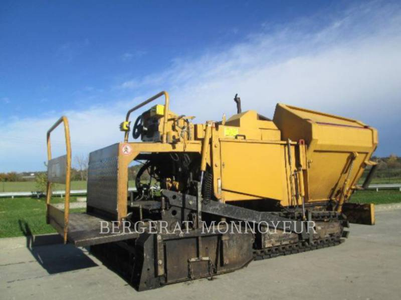 CATERPILLAR PAVIMENTADORA DE ASFALTO BB-621C equipment  photo 1