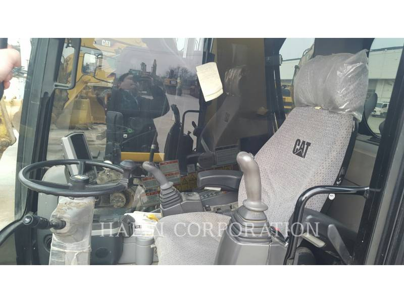 CATERPILLAR ESCAVADEIRAS DE RODAS M313D equipment  photo 16