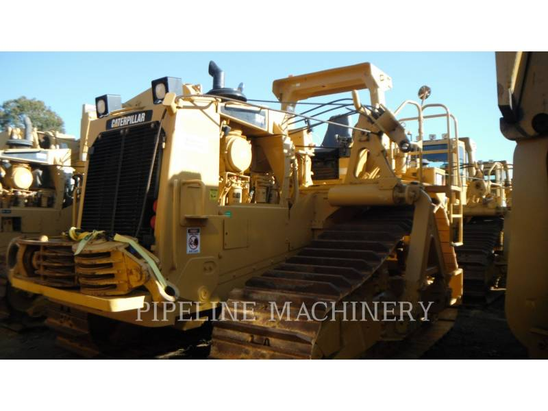CATERPILLAR DŹWIGI BOCZNE DO UKŁADANIA RUR 587T equipment  photo 1