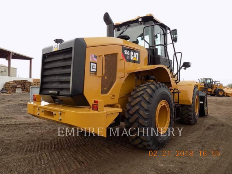CATERPILLAR WHEEL LOADERS/INTEGRATED TOOLCARRIERS 950GC equipment  photo 2