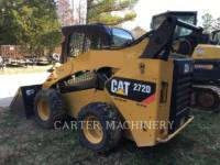 CATERPILLAR スキッド・ステア・ローダ 272D ACHF equipment  photo 4