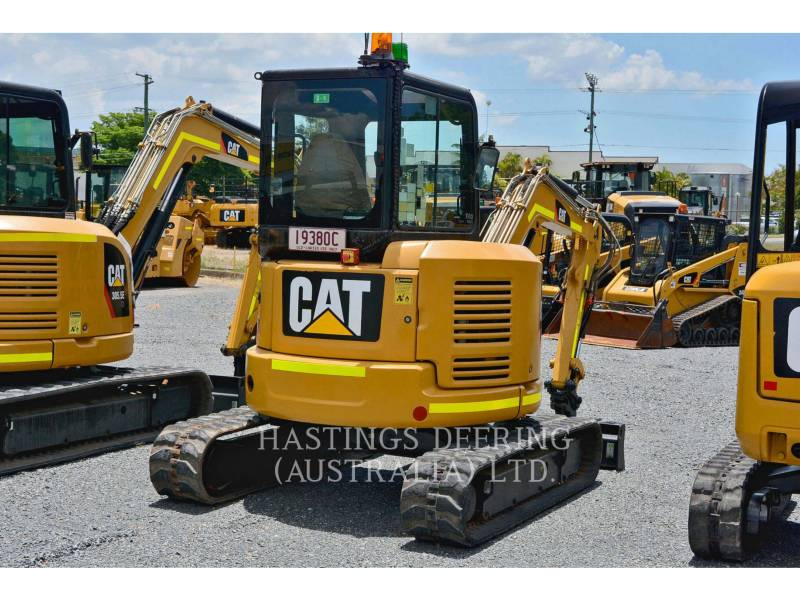 CATERPILLAR PELLES SUR CHAINES 304E C2 equipment  photo 5