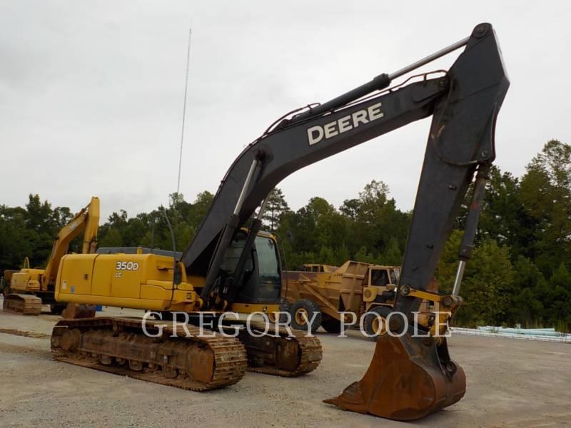 JOHN DEERE EXCAVATOARE PE ŞENILE 350D LC equipment  photo 4