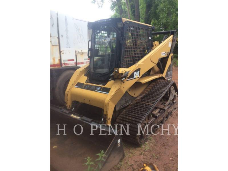 CATERPILLAR MULTI TERRAIN LOADERS 287B equipment  photo 1