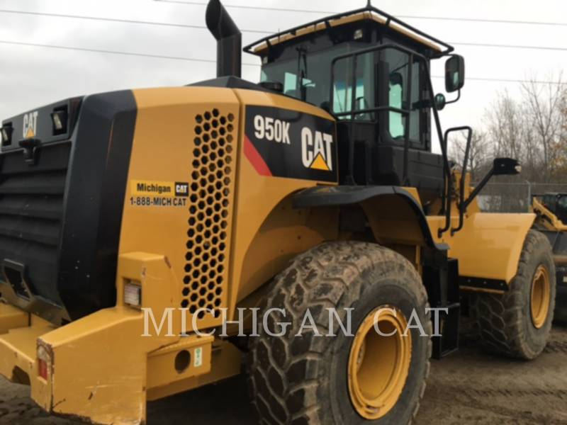 CATERPILLAR WHEEL LOADERS/INTEGRATED TOOLCARRIERS 950K S equipment  photo 7