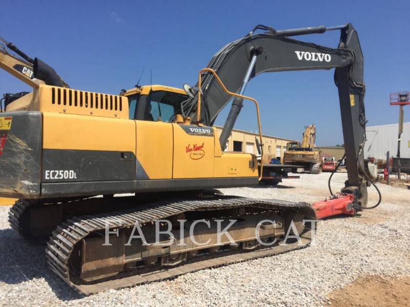 VOLVO CONST. EQUIP. NA, INC. TRACK EXCAVATORS EC250DL equipment  photo 1