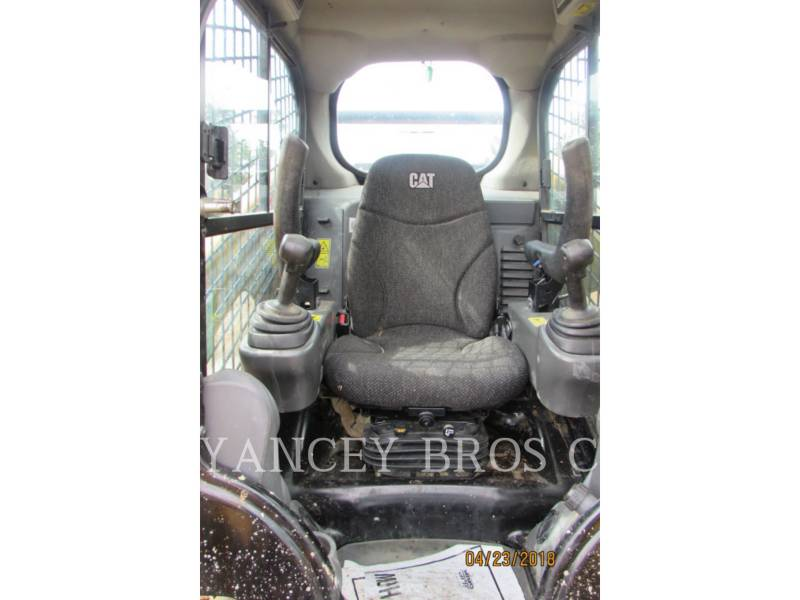 CATERPILLAR SKID STEER LOADERS 262D AC equipment  photo 10