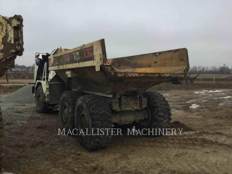 TEREX EQUIP. LTD. ARTICULATED TRUCKS TA300  equipment  photo 5