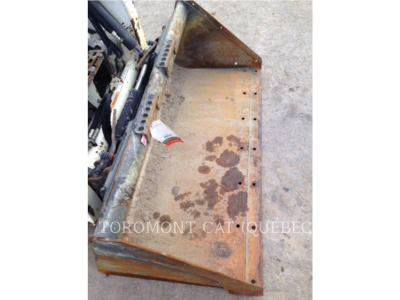 BOBCAT CARGADORES DE CADENAS T450 equipment  photo 21