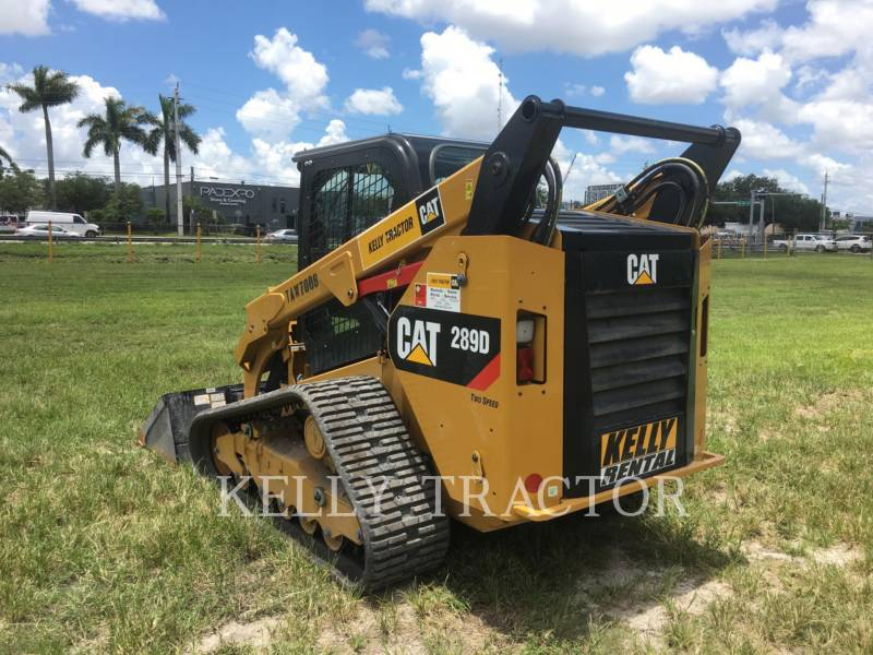CATERPILLAR 多様地形対応ローダ 289 D equipment  photo 3